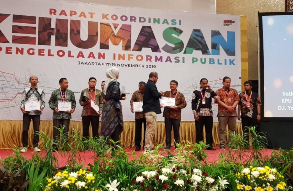 Penghargaan Pelayanan Informasi Publik