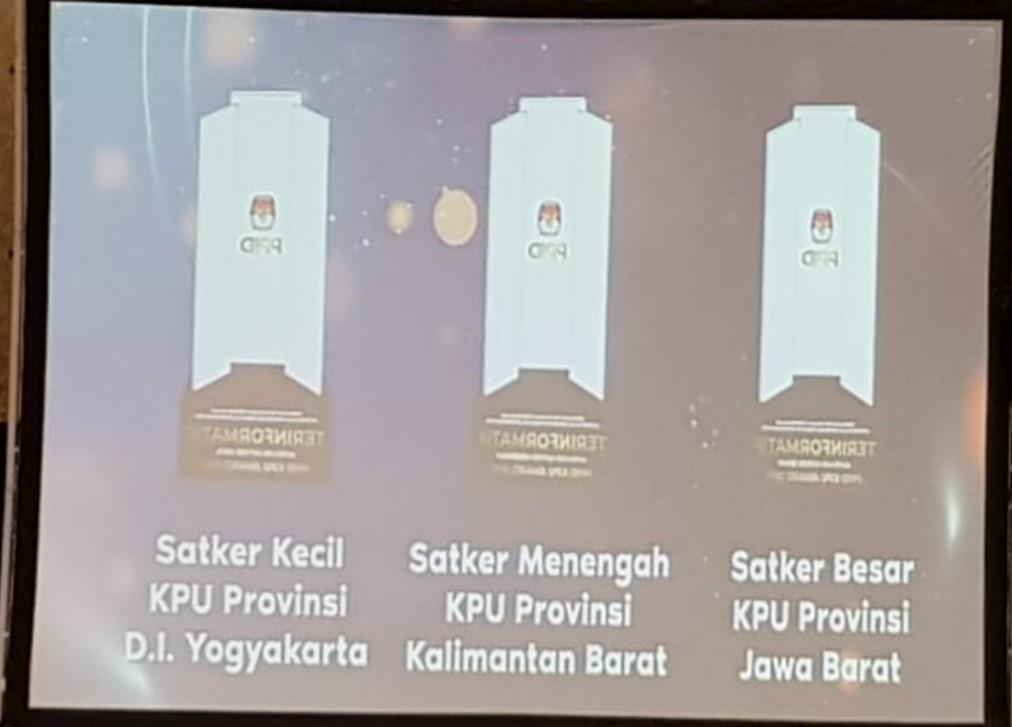 Penghargaan Satker Menengah Terbaik